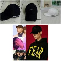 topi ring ala artis korea