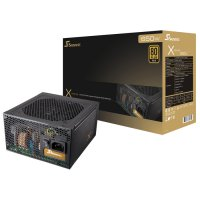 Unik Seasonic X650 650W Full Modular - 80+ Gold Certified Re Murah