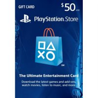 PSN Wallet REG 1 - 50$
