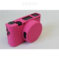 [globalbuy] Rubber Camera Bag Silicone Case For Sony RX100 M3 M4 M5 RX100 III RX-100IV RX1/5146983