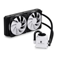 Jual Deepcool Captain 240EX White Edition Liquid Cooler Berkualitas
