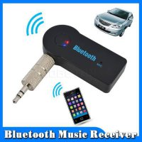 [globalbuy] High Quality 3.5mm Car Bluetooth Audio Music Receiver Adapter Auto AUX Streami/5766507