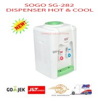 SOGO SG-282 Dispenser Hot & Normal-Promo