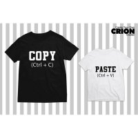 Kaos Couple Family - Copy (Ctrl+C) And Paste (Ctrl+P) - By Crion