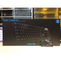 Logitech G413 Carbon Mechanical Backlit Gaming Keyboard