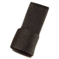 [poledit] HWC Police Security Black Nylon Universal Maglite `C` & `D` Cell Flashlight Hold/12366568