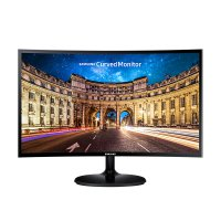 SAMSUNG Curved LED Monitor 24 Inch LC24F390FHEXXD