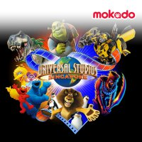 UNIVERSAL STUDIO SINGAPORE SENTOSA ADULT + Voucher Hotel DISC 7% ALL HOTEL