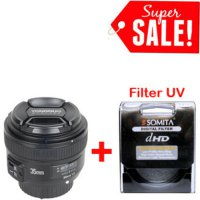 Yongnuo YN 35mm f/2 for Nikon Free Filter Protector
