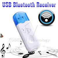 [globalbuy] USB Wireless Bluetooth Audio Music Receiver Adapter Dongle for Speaker for iPh/3249302