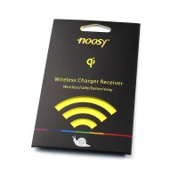 NOOSY Wireless Charger Receiver for Samsung Galaxy Note 2 (GT-N7100) -