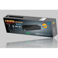 Hdmi Splitter 16 Port