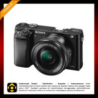 Sony Alpha A6000 Kit 16-50mm ( Free Screen Protector) - Distributor