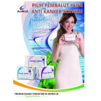 *Promo* Paket Pembalut Herbal Airiz Tiens 3 pax (day, night, pantyliner) no klorin, anti serviks