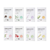 [Missha] Herb In Nude Sheet Mask 23g