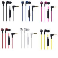 Audio Technica ATH-CK323iS / earphone / Canal / Smartphones call function / stereo / outstanding balance / headphones