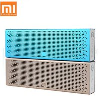 [globalbuy] Original XiaoMi Bluetooth 4.0 Box Speaker Built-in Battery Support Hands-free /5380544