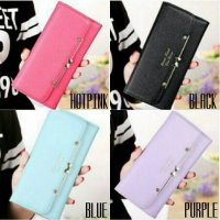 DOMPET IMPORT KOREA CASEY RIBBON WALLET