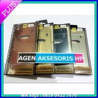[Kirim Sore Ini] Motomo Mirror Case Lenovo A7000 A7000+ Plus Hard Case Metal