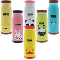 Murah Botol Minum Stainless Tumbler Termos Animal Bottle 500ml KEREN
