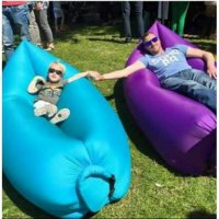 Lazy Air Bag Kasur Angin Instant Sofa Angin Instant Outdoor