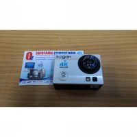 Kogan Action Camera 4k Ultrahd 16mp Putih Wifi Like Gopro Kamera Outdo