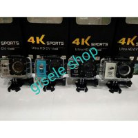 Sportcam Wifi 4k Ultra Hd/kamera Sport Wifi 4k Ultra Hd