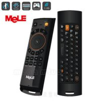 [globalbuy] 2.4GHz Fly Air Mouse Mele F10 Deluxe Wireless Keyboard Remote Control with IR /5281563