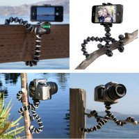 Gorilla Pod / Flexible Small Tripod kamera dslr slr hp android iphone