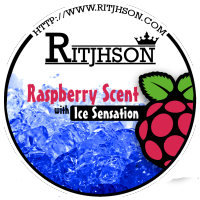 Ritjhson Ice Raspberry Medium Hold Oilbased Pomade