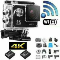 FREE TONGSIS YUNTENG Kamera 4K Full HD Kogan Action Camera