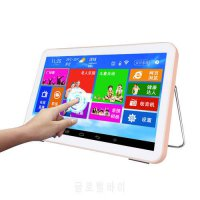 [globalbuy] Android Wireless WIFI video player 10 Touch Screen HD TV Portable MP4 music pl/5529503
