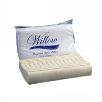 Willow ERGONOMIC Latex ANAK Support Leher 55x35cmx8/10cm Pillow Premium BELGIA - Bantal Kesehatan