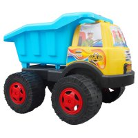 Ocean Toy Mobil Truck Eagles Jaring Mainan Anak OCT9225 - Multicolor