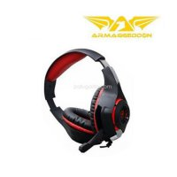 ARMAGGEDDON PULSE 6 The Ultimate Gaming Headsets