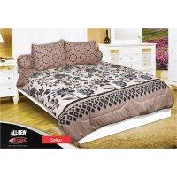 Bed Cover set All New My Love T30 Fitted King 180 x200 King Sekar