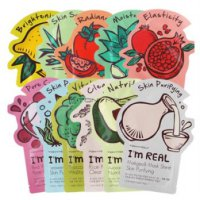 Tony Moly I'm Real Mask Sheet 100% Original by TonyMoly KR Ori Korea WINE