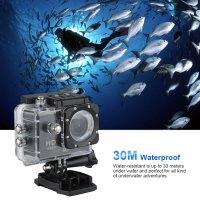 Sports HD DV Camera 1080P Waterproof ( non Wifi)
