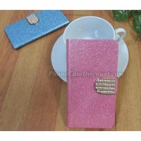 Alcatel OneTouch Pop Up Case Diamond Cover Casing