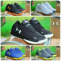 Sale Obral Import Sepatu Pria Gym Body Building Running Under Armour TBO-1:000395