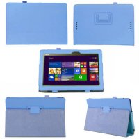 [globalbuy] Hot selling Leather Case Stand Cover For 10.1 ASUS Transformer Book T100 T100T/3722979