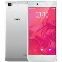 Anti Gores Kaca Tempered Glass Oppo JOY3 JOY 3 Clear Bening High Quality