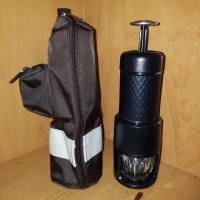 Staresso SP-200 + Bag Black Manual Handy Espresso Coffe