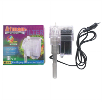 Atman HF-0100 Hang on Filter Saringan Gantung Aquarium Akuarium Kolam Ikan