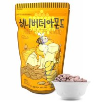 Kacang HONEY BUTTER ALMOND 250 Gram Big Size