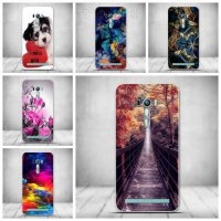 [globalbuy] Case for ASUS ZenFone 2 Laser ZE500KL Case Printing Back Silicon Cover for Fun/5347296