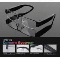 Spy Cam Kacamata Glasses Full Hd 1080p/ Kamera Pengintai/ Spy Camera