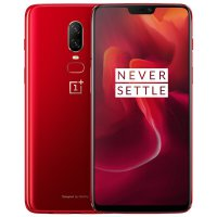 ONEPLUS 6 - 128GB - RAM 8GB - 20MP - BNIB - ORIGINAL - Garansi 1 THn - RED