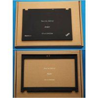 [globalbuy] New Original For Lenovo Thinkpad X220 X220i Lcd Rear Lid Back Top Shell + Fron/5503391