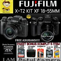 (Best Deals) FUJIFILM X-T2 KIT XF 18-55MM